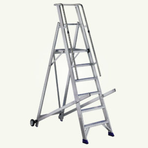 Aluminium Scaffolding System – World Wide General Trading